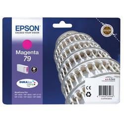 Epson - Epson 79-T7913-C13T79134010 Kırmızı Orjinal Kartuş