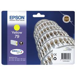 Epson - Epson 79-T7914-C13T79144010 Sarı Orjinal Kartuş