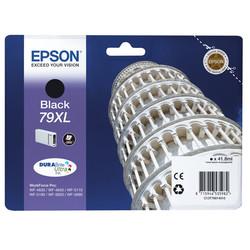 Epson - Epson 79XL-T7901-C13T79014010 Siyah Orjinal Kartuş Yüksek Kapasiteli