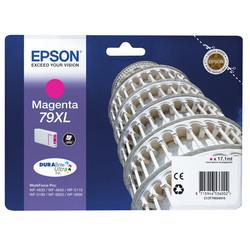 Epson - Epson 79XL-T7903-C13T79034010 Kırmızı Orjinal Kartuş Yüksek Kapasiteli