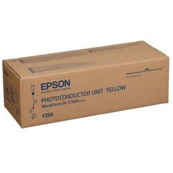 Epson - Epson AL-C500/C13S051224 Sarı Orjinal Drum Ünitesi