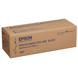 Epson - Epson AL-C500/C13S051227 Siyah Orjinal Drum Ünitesi