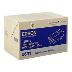 Epson - Epson AL-M300/C13S050691 Orjinal Toner Yüksek Kapasiteli