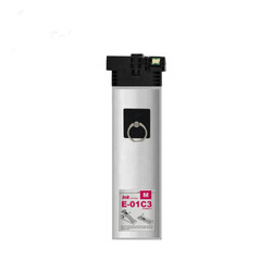 Epson - Epson C13T01C300 Kırmızı Muadil Kartuş