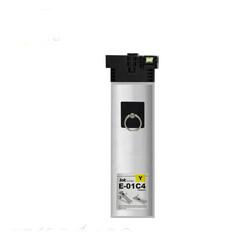 Epson - Epson C13T01C400 Sarı Muadil Kartuş
