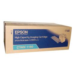 Epson - Epson C2800-C13S051160 Mavi Orjinal Toner Yüksek Kapasiteli