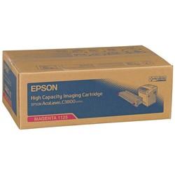Epson - Epson C3800-C13S051125 Kırmızı Orjinal Toner Yüksek Kapasiteli