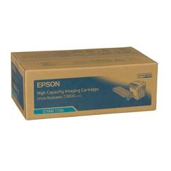 Epson - Epson C3800-C13S051126 Mavi Orjinal Toner Yüksek Kapasiteli