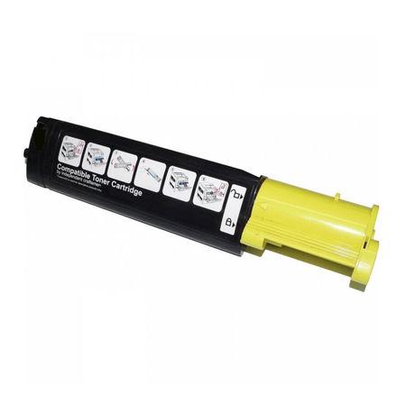 Epson CX-21/C13S050316 Sarı Muadil Toner