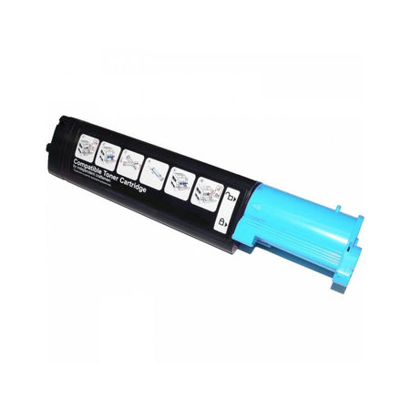 Epson CX-21/C13S050318 Mavi Muadil Toner