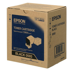 Epson - Epson CX-37/C13S050593 Siyah Orjinal Toner