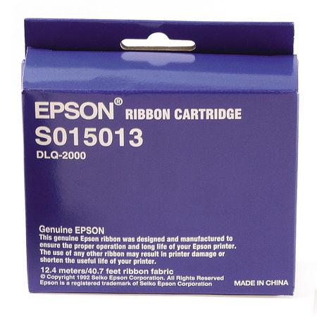 Epson DLQ-2000/C13S015013 Orjinal Yazıcı Şeridi