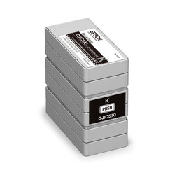 Epson - Epson GJIC5-C13S020563 Siyah Orjinal Kartuş