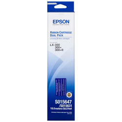 Epson - Epson LX-350/C13S015647 Orjinal Şerit 2Li