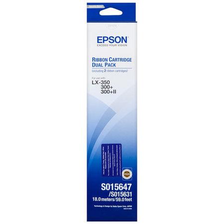 Epson LX-350/C13S015647 Orjinal Şerit 2Li