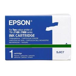 Epson - Epson SJIC7-C33S020406 Green Orjinal Kartuş