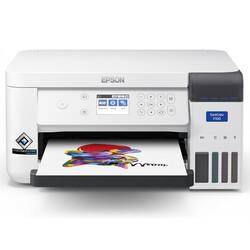Epson - Epson SureColor SC-F100 A4 Dye Süblimasyon Yazıcısı