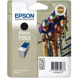 Epson - Epson T003-C13T00301120 Siyah Orjinal Kartuş
