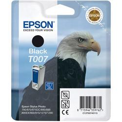 Epson - Epson T007-C13T00740120 Siyah Orjinal Kartuş