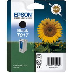 Epson - Epson T017-C13T01740120 Siyah Orjinal Kartuş