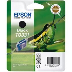 Epson - Epson T0331-C13T03314020 Siyah Orjinal Kartuş