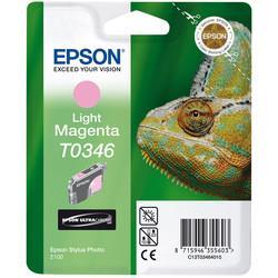 Epson - Epson T0346-C13T03464020 Açık Kırmızı Orjinal Kartuş