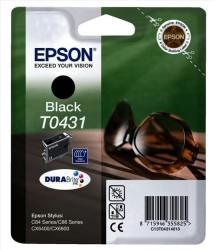 Epson - Epson T0431-C13T04314020 Siyah Orjinal Kartuş