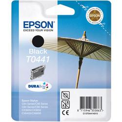 Epson - Epson T0441-C13T04414020 Siyah Orjinal Kartuş
