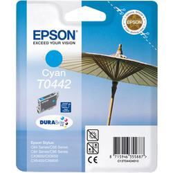 Epson - Epson T0442-C13T04424020 Mavi Orjinal Kartuş
