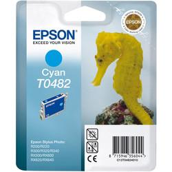 Epson - Epson T0482-C13T04824020 Mavi Orjinal Kartuş