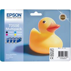 Epson - Epson T0556-C13T05564020 Orjinal Kartuş Avantaj Paketi
