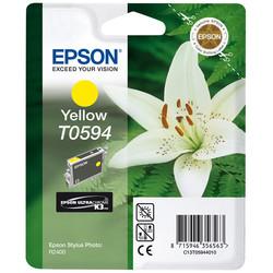 Epson - Epson T0594-C13T05944020 Sarı Orjinal Kartuş