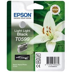 Epson - Epson T0599-C13T05994020 Açık Açık Siyah Orjinal Kartuş