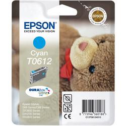 Epson - Epson T0612-C13T06124020 Mavi Orjinal Kartuş