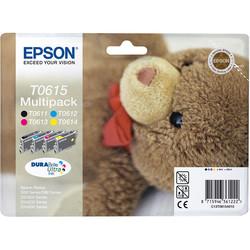 Epson - Epson T0615-C13T06154020 Orjinal Kartuş Avantaj Paketi
