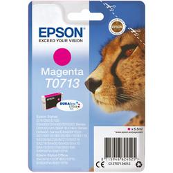 Epson - Epson T0713-C13T07134021 Kırmızı Orjinal Kartuş