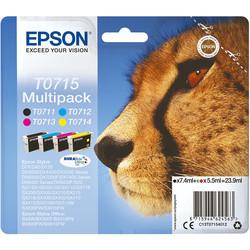 Epson - Epson T0715-C13T07154022 Orjinal Kartuş Avantaj Paketi