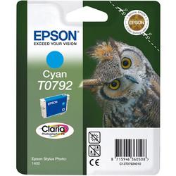 Epson - Epson T0792-C13T07924020 Mavi Orjinal Kartuş