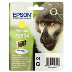 Epson - Epson T0894-C13T08944020 Sarı Orjinal Kartuş