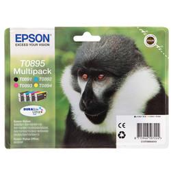 Epson - Epson T0895-C13T08954020 Orjinal Kartuş Avantaj Paketi