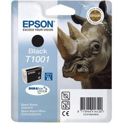 Epson - Epson T1001-C13T10014020 Siyah Orjinal Kartuş
