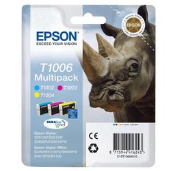 Epson - Epson T1006-C13T10064020 Orjinal Kartuş Avantaj Paketi