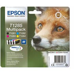 Epson - Epson T1285-C13T12854020 Orjinal Kartuş Avantaj Paketi