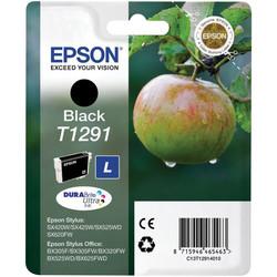 Epson - Epson T1291-C13T12914020 Siyah Orjinal Kartuş