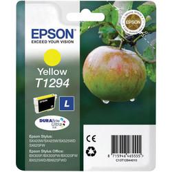 Epson - Epson T1294-C13T12944010 Sarı Orjinal Kartuş