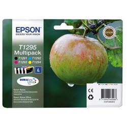 Epson - Epson T1295-C13T12954020 Orjinal Kartuş Avantaj Paketi