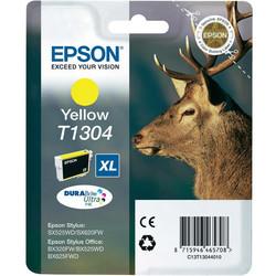 Epson - Epson T1304-C13T13044020 Sarı Orjinal Kartuş
