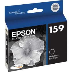 Epson - Epson T1591-C13T15914010 Foto Siyah Orjinal Kartuş