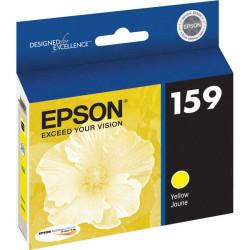 Epson - Epson T1594-C13T15944010 Sarı Orjinal Kartuş