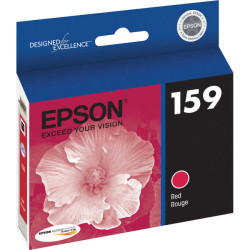 Epson - Epson T1597-C13T15974010 Kırmızı-Red Orjinal Kartuş